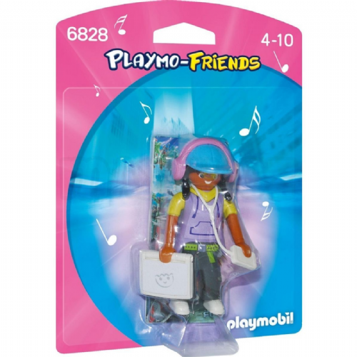 Playmobil 6828 Playmo-Friends Tech Guru